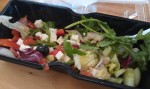 Lunch på Gardermoen