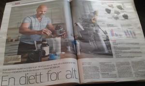 Aftenposten lørdag 8. september 2012