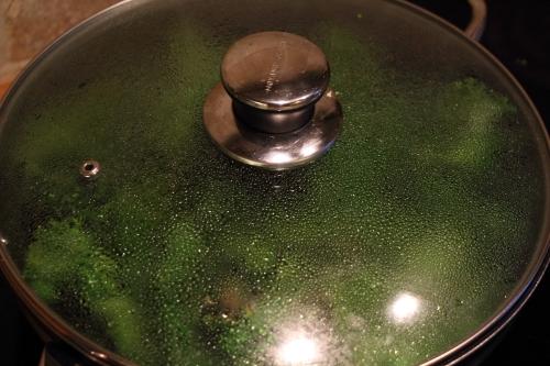 Grønnkål under lokk